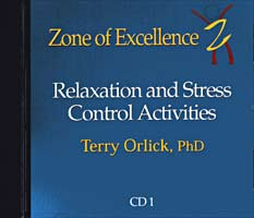Relaxation and Stress Control Activities